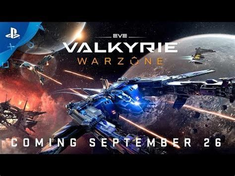 Ps4 Playstation 4 Valkyrie Vr valkyrie warzone ps4 playstation