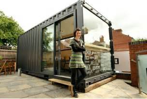 converted shipping container top shop pinterest