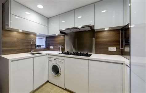 home design ideas hong kong modern small warm apartment contemporary kitchen