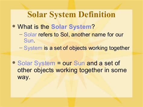 define systemize what is the meaning of solar driverlayer search engine