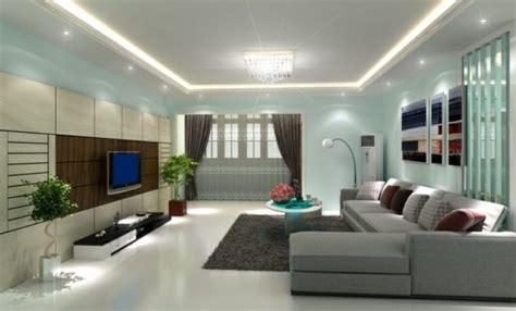 wohnzimmerleuchten decke 40 moderne wandfarben ideen f 252 r das wohnzimmer