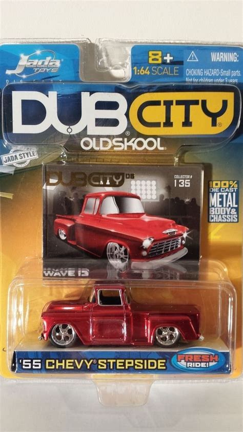 Die Cast City Vehicle Mainan Mobil 88076 womens prana size small tunic length shirt chevy toys and chevy stepside