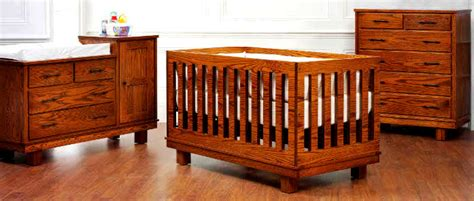 Handcrafted Baby Cribs - cribs made in usa solid wood children s furniture baby