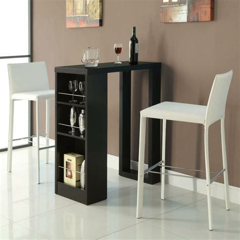 Pub Table With Storage by Bar Units And Bar Tables Small Bar Table With Storage