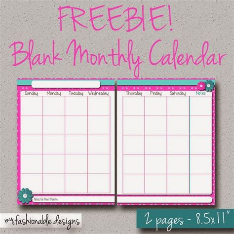 two page monthly calendar template 2 page monthly calendar template 2016 calendar template 2018