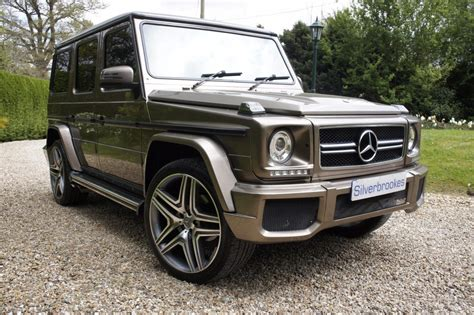 Stunning Used G Wagon Has Mercedes Benz G Class European
