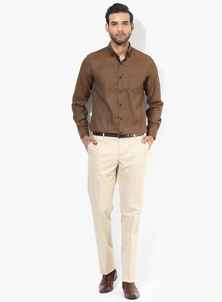 what color shirt with brown what go with a brown shirt quora