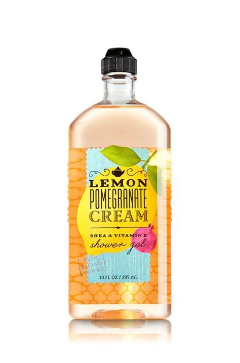 does shower gel work as bath bath works lemon pomegranate shower gel 10 oz