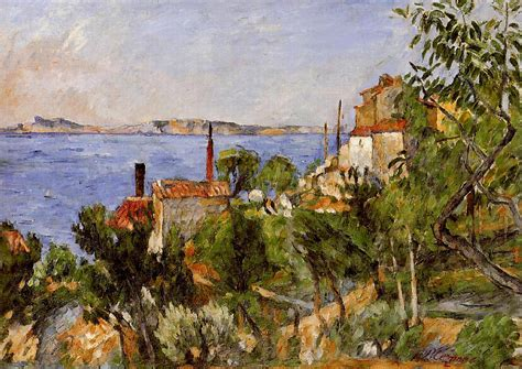 After Nature by Landscape Study After Nature 1876 Paul Cezanne