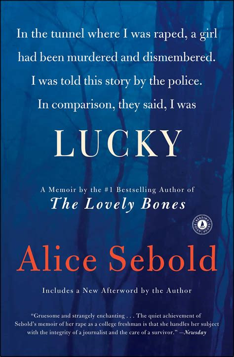 lucky books lucky book by sebold official publisher page simon schuster