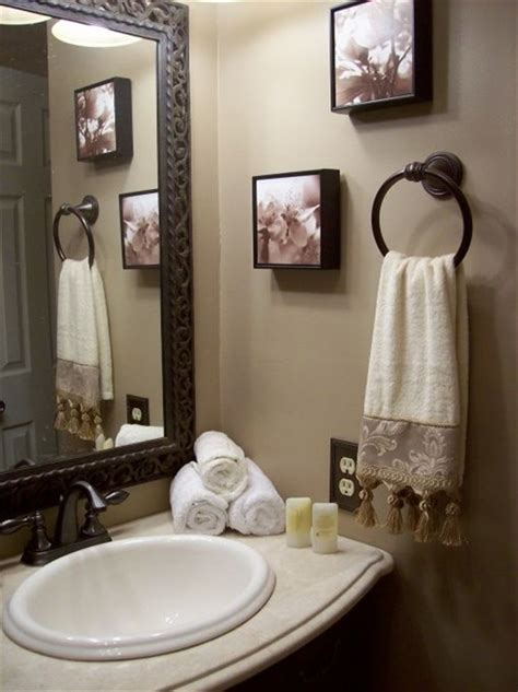 قواعد ديكور حمام الضيوف