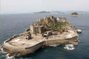 Mitsubishi Island The Bond Villain S Lair Skyfall S Abandoned Island