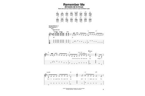 coco ukulele chords disney pixar s coco easy guitar heid music