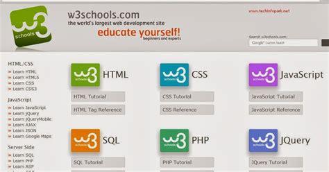python tutorial in w3schools w3schools offline latest version free download coders core