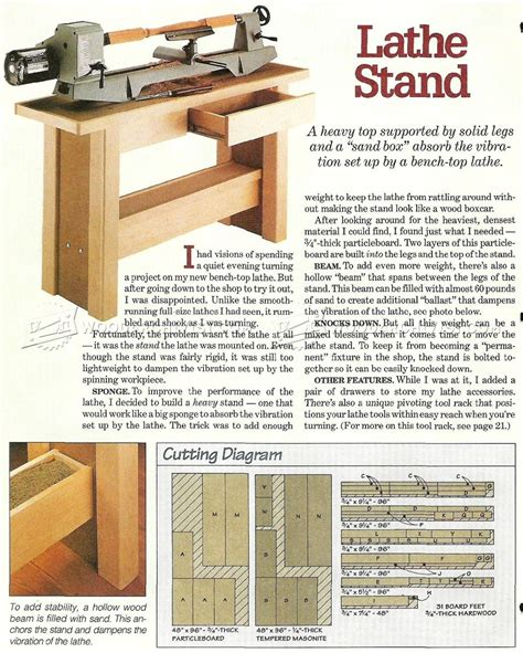 wood lathe bench plans 24 amazing woodworking plans for lathe stand egorlin com