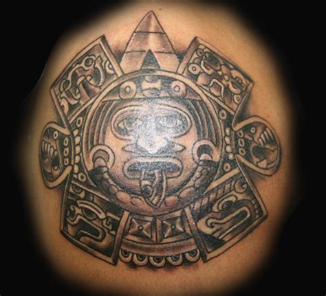tattoo imagenes aztecas tatuajes de dioses aztecas mundo tatuajes