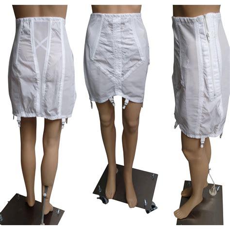 open bottom girdles open bottom girdle rago girdle vintage rago girdle open bottom girdle white girdle