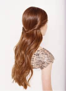 easy hairdo classy to cute 25 easy hairstyles for long hair for 2017