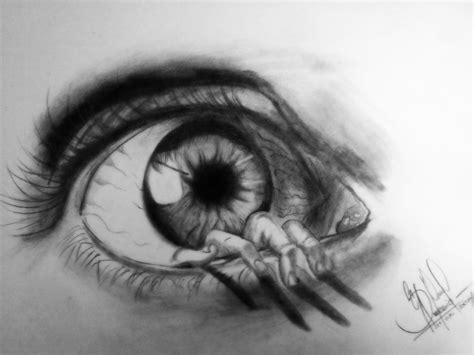 imagenes de ojos a lapiz ojo a lapiz 3d realista dibujos a lapiz pinterest