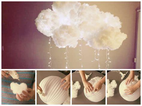 Comment fabriquer une lampe nuage ? Echantillons gratuits