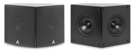 atlantic technology  sr  surround speakers
