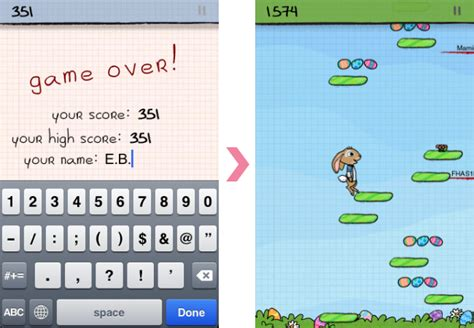 doodle jump cheats to change character how to unlock the hop easter egg in doodle jump