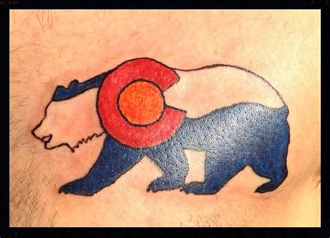 colorado california bear flag tattoo bear flag museum