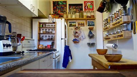 pimp  kitchen organize  small space youtube