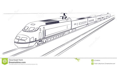 coloring page speed train bullet train sketch pic bullet train sketch pic passenger