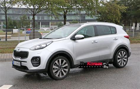 Kia Sportage 4 Real Pictures Of 2016 Kia Sportage The Korean Car