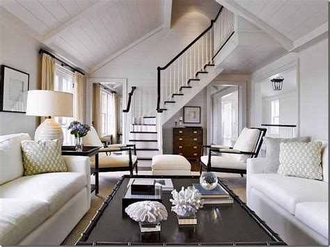 nantucket living room design inspirations