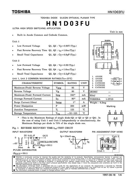 shockley diode datasheet switching diode applications 28 images radar basics circle 5 diodes page 1ss355 0 2w fast