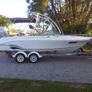 fishing boat australia price caribbean tiara leisure ski fishing boat for sale in australia