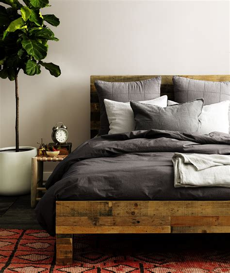 comfortable bed sets how to make the most comfortable bed real simple
