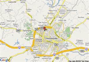 Charlottesville Virginia Map by Map Of Residence Inn Charlottesville Charlottesville