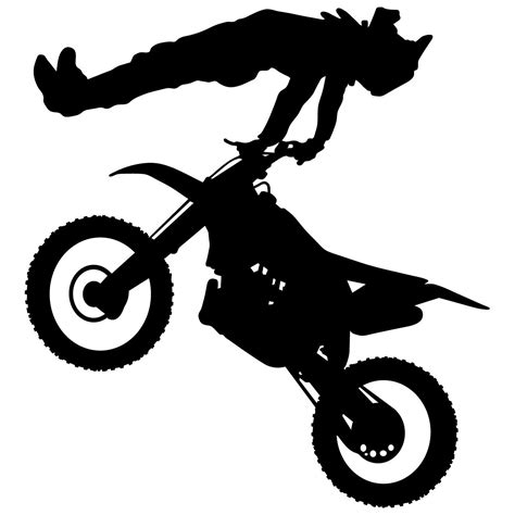 motocross bikes images dirt bike silhouette www pixshark com images galleries