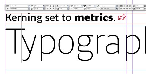 font design kerning kerning in indesign typofonderie
