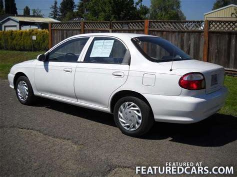1999 Kia Sephia Mpg 1999 Kia Sephia Salem Or Used Cars For Sale