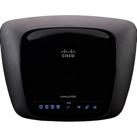 Cisco Wifi Router E1000 Cisco Linksys E1000 Wireless N Router Walmart