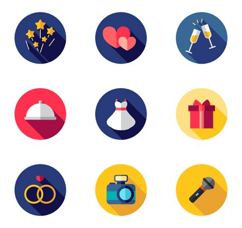 Wedding Icon by 139 Wedding Icon Packs Vector Icon Packs Svg Psd Png