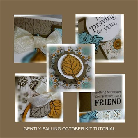 Html Kit Tutorial Video | me my sts and i gently falling october project kit