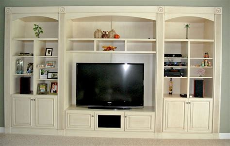 built in wall units built in wall entertainment unit dutch haus custom
