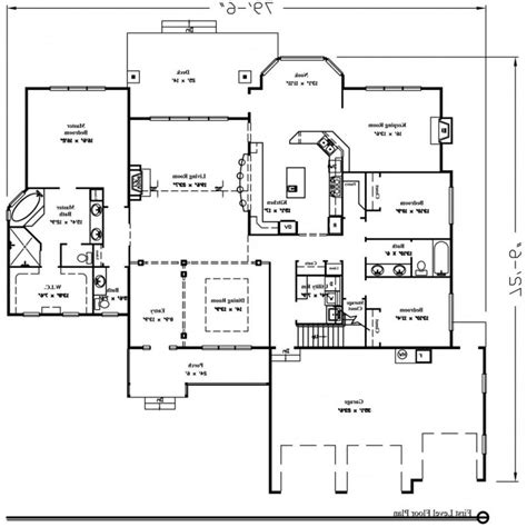 floor plans 3000 square feet 3000 sq ft house plans with photos