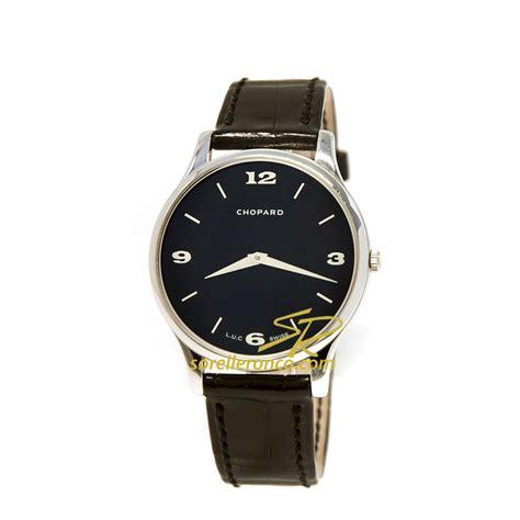 Chopard C 1905 orologio chopard l u c xp automatico oro bianco 18 kt ref 161902 sorelle ronco