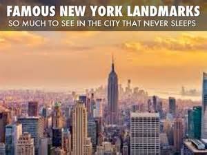 libro new york city landmarks famous us landmarks by taylorms0107