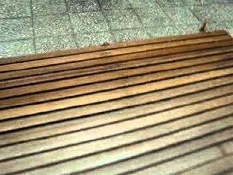 persianas de madera persiana de madera gt leer 86 youtube