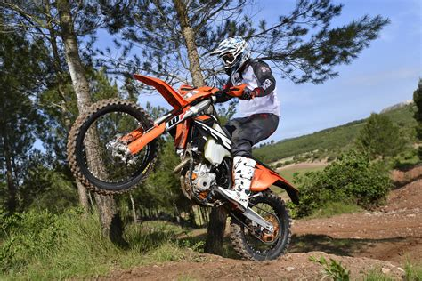 Ktm Exc Ktm Exc My17 Launch Report Ktm