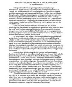 Creative Nonfiction Essay Exles by Creative Nonfiction Essays