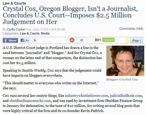 blogger vs journalist blogger heeft niet dezelfde rechten als een journalist