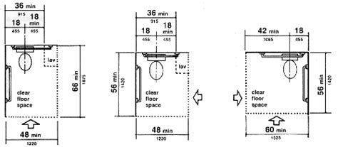 install pedestal sink without opening wall ada compliance water closets ada compliance